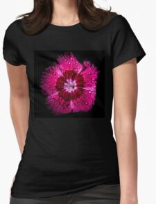 a bloom after the rain Womens Fitted T-Shirt