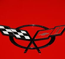 Corvette Emblem by tvlgoddess