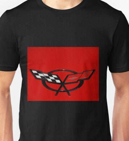 Corvette Emblem Unisex T-Shirt