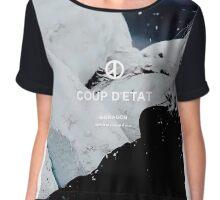 G-Dragon : Coup Detat Chiffon Top