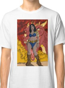 Mike Kennedy's Rubenette and The Dragon Classic T-Shirt