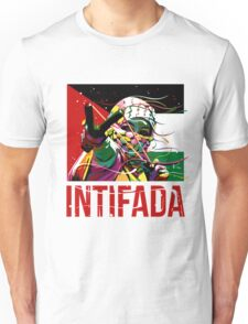 Palestine Intifada Unisex T-Shirt