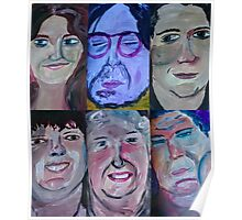 Six People Poster
