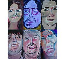 Six People Photographic Print