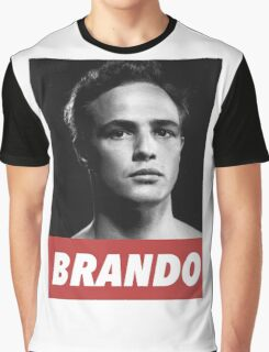 BRANDO Graphic T-Shirt