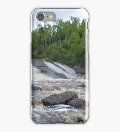 Beaver River iPhone Case/Skin