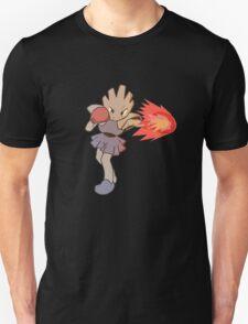 Hitmonchan Fire Punch  Unisex T-Shirt