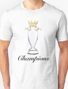 Premier League Champions Unisex T-Shirt