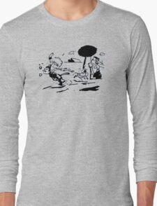 Pulp Fiction - Jules Winnfield Shirt Long Sleeve T-Shirt