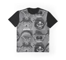 Woodsy Noir Graphic T-Shirt