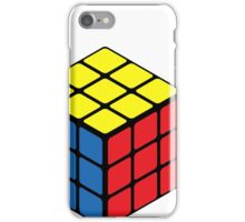 Rubiks Cube iPhone Case/Skin