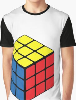 Rubiks Cube Graphic T-Shirt