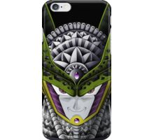 Ornate Cell DBZ iPhone Case/Skin