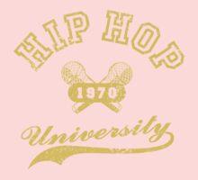 Hip Hop University Kids Tee