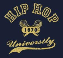 Hip Hop University Kids Tee
