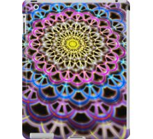 Colorful Crackle Weave iPad Case/Skin