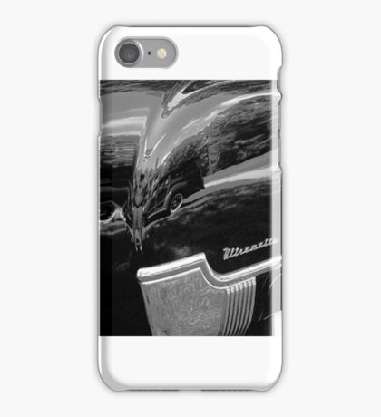 1952 Packard Patrician Fender iPhone Case/Skin