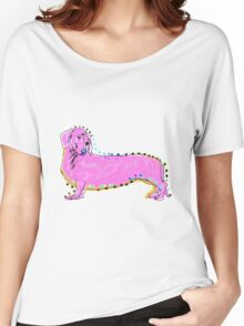 Always Keep Your Doxie Around You Women's Relaxed Fit T-Shirt