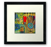 In Good Faith Framed Print
