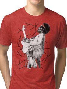 jimi hendrix Tri-blend T-Shirt