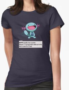 Wooper Womens Fitted T-Shirt