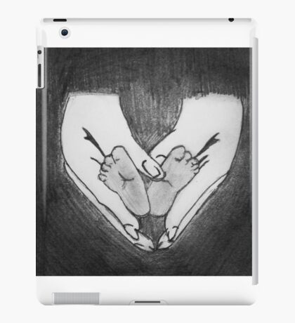 A Loving Touch iPad Case/Skin