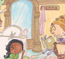 Princess Sleepover Sticker