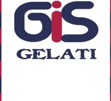Retro Jerseys Collection - GiS Gelati Sticker