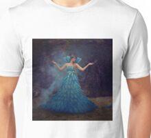 Coronation of the Blue Queen Unisex T-Shirt