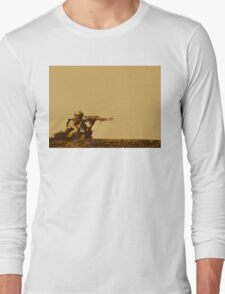 Army Soldier  Long Sleeve T-Shirt