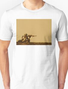 Army Soldier  Unisex T-Shirt