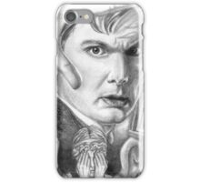 Doctor Who the sound of drums iPhone Case/Skin