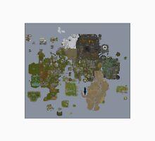 Runescape Map Unisex T-Shirt