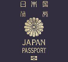 Japanese Passport Unisex T-Shirt