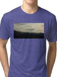 Mountains and Sky Tri-blend T-Shirt