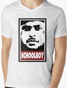 Schoolboy Q Mens V-Neck T-Shirt