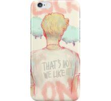 Lucky One _KAI iPhone Case/Skin