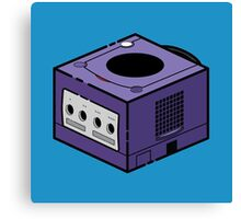 Nintendo Gamecube Canvas Print