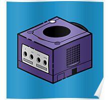 Nintendo Gamecube Poster