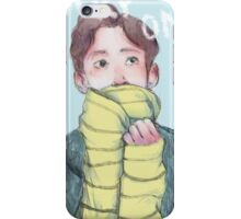 Lucky One _CHEN iPhone Case/Skin