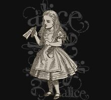Alice In Wonderland Alice Grunge Tank Top