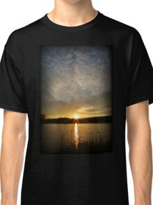 Vertical Coloring Classic T-Shirt