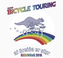 Team Bicycle Touring 2016  Baby Tee