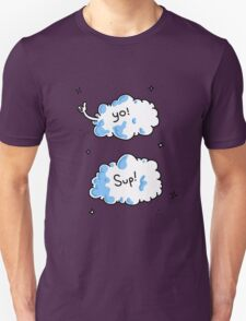 cloud friends Unisex T-Shirt