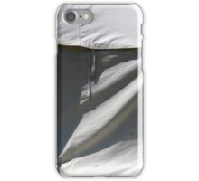 Tent and Shadows 5 iPhone Case/Skin