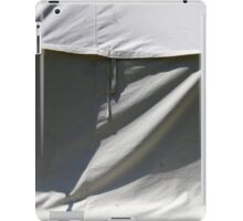 Tent and Shadows 5 iPad Case/Skin