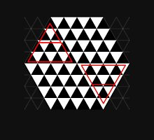 Air&Earth (AV) B&W triangles Unisex T-Shirt