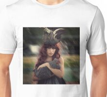 A Feathered Friend Unisex T-Shirt