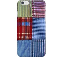 Quilting iPhone Case/Skin