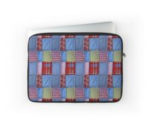 Quilting Laptop Sleeve